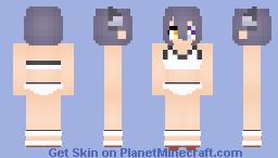 Tenryuu Summer - Kantai Collection Minecraft Skin