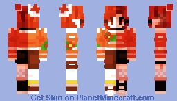 autumn leaves // contest entry '` Minecraft Skin