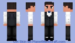 Vort from JC Minecraft Skin