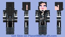 Yennefer of Vengerberg || The Witcher 3: Wild Hunt Minecraft Skin