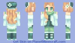 ayy Minecraft Skin