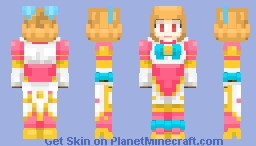 rndnlmtbg | Angela - Bunnylove (Mobile Legends) Minecraft Skin