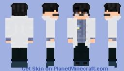 Doctor Minecraft Skin