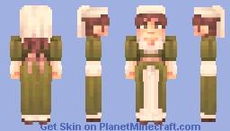 Élisabeth Louise Vigée Le Brun Minecraft Skin