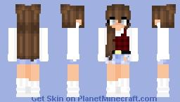 plaid turtleneck ♥ Minecraft Skin