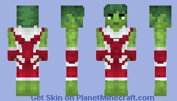 Beast Boy | Teen Titans | DC Rebirth Minecraft Skin