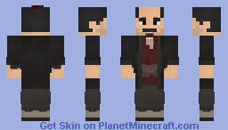 The Feudal Samurai - Historical Splendor Contest Minecraft Skin