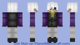 Skin for Megumin002 Minecraft Skin