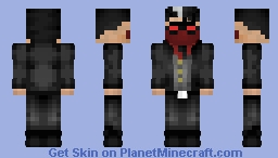 Red Hood/Jason Todd | DC Outlaw Minecraft Skin