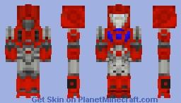 Ironhide form 🐝Bumblebee movie Minecraft Skin