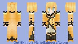 Len Kagamine | Story Of Evil, Servant of Evil | REMAKE 💖✨ Minecraft Skin
