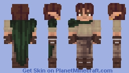 lotc character Minecraft Skin