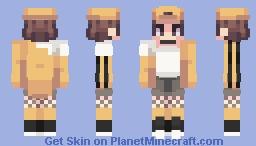 yuh Minecraft Skin