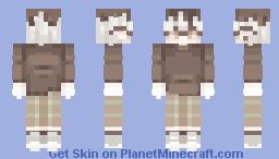 cliché ┊skin request Minecraft Skin