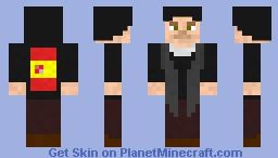 Chistopher Columbus Minecraft Skin