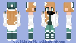 I See Your Monsters   RCE Minecraft Skin