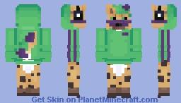 Nos Hyena Minecraft Skin