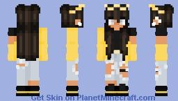sunnie d ♥ Minecraft Skin