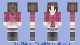 Alice - Detroit Become Human Minecraft Skin