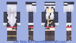 Project Ceris - B29 Minecraft Skin