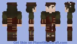 The Duke of Dogs Minecraft Skin