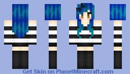 dolphin dreams Minecraft Skin
