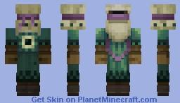 End Engineer Minecraft Skin
