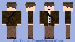Explorer Minecraft Skin