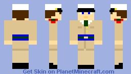 French Foreign Legion Soldier Minecraft Skin