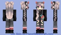 Contest Round 2 Minecraft Skin