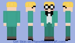 Jeff - Mother 2 (Earthbound)