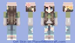 kill this love Minecraft Skin