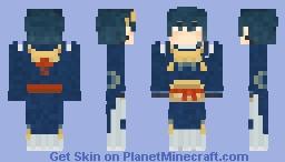 Mikazuki Munechika Minecraft Skin