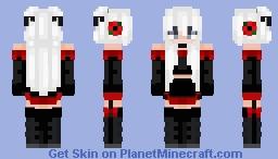 ❤️️𝓓𝓪𝓷𝓬𝓮 𝓦𝓲𝓽𝓱 𝓜𝓮❤️️ Minecraft Skin