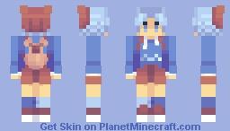 my strange addiction Minecraft Skin