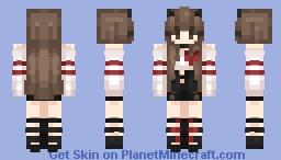 maybe Minecraft Skin