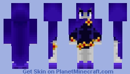 Raven (With removable Cloak) Minecraft Skin