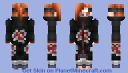 Animal Path - Akatsuki Minecraft Skin