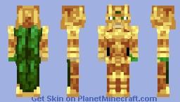 Morgana Minecraft Skin