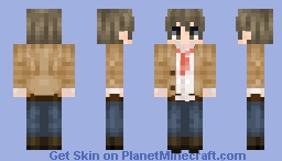 Yuuma Kunimi Minecraft Skin