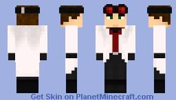 Tekkit Scientist Minecraft Skin