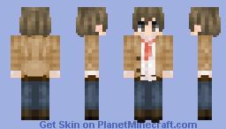 Sakuta Azusagawa Minecraft Skin