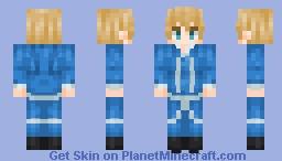 Eugeo Alicization Rising Minecraft Skin