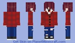 Derp Emo Guy Minecraft Skin