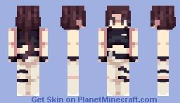 Kill this love - Jennie Minecraft Skin
