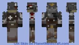 Krieg medic Minecraft Skin