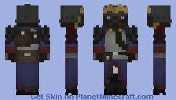 krieg's cavaleryman Minecraft Skin