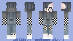 LemonDeath Minecraft Skin