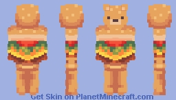 Bearger Minecraft Skin