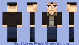 GTA IV - Niko Bellic Minecraft Skin